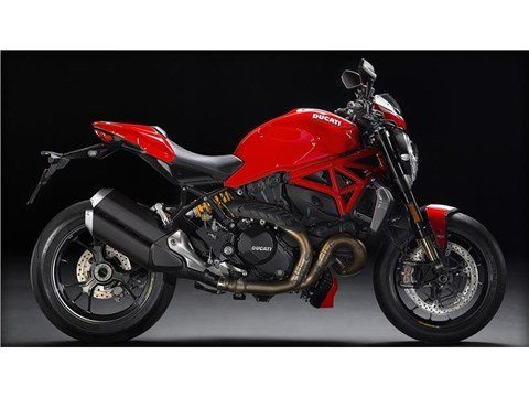 2016 Ducati Monster 1200 R in Oakdale, New York