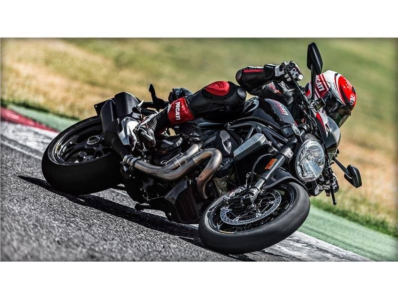 2016 Ducati Monster 1200 R in Gaithersburg, Maryland