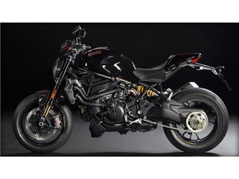 2016 Ducati Monster 1200 R in Fort Montgomery, New York