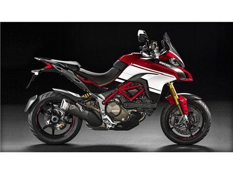2016 Ducati Mulistrada 1200 Pikes Peak in Oakdale, New York