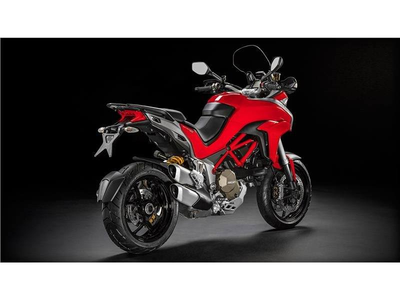 2016 Ducati Multistrada 1200 in Medford, Massachusetts