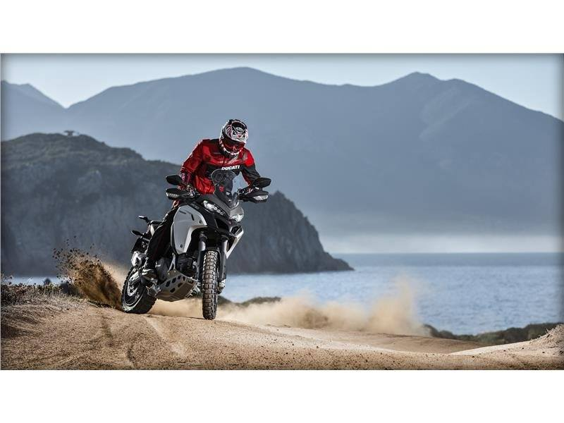 2016 Ducati Multistrada 1200 Enduro in Brea, California