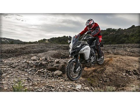 2016 Ducati Multistrada 1200 Enduro in Northampton, Massachusetts