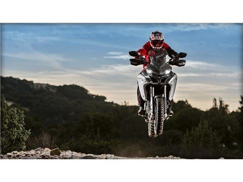 2016 Ducati Multistrada 1200 Enduro in Greenville, South Carolina