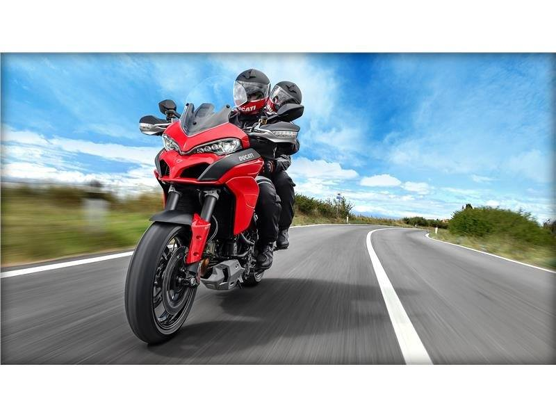 2016 Ducati Multistrada 1200 S in Brea, California