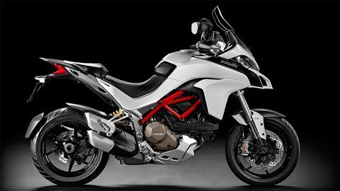 2016 Ducati Multistrada 1200 S in Ossining, New York