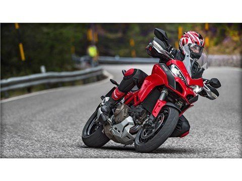 2016 Ducati Multistrada 1200 S in Northampton, Massachusetts