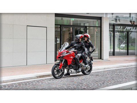2016 Ducati Multistrada 1200 S in Daytona Beach, Florida