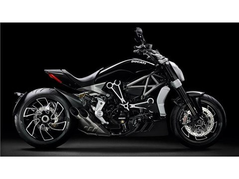 2016 Ducati XDiavel S in Ossining, New York