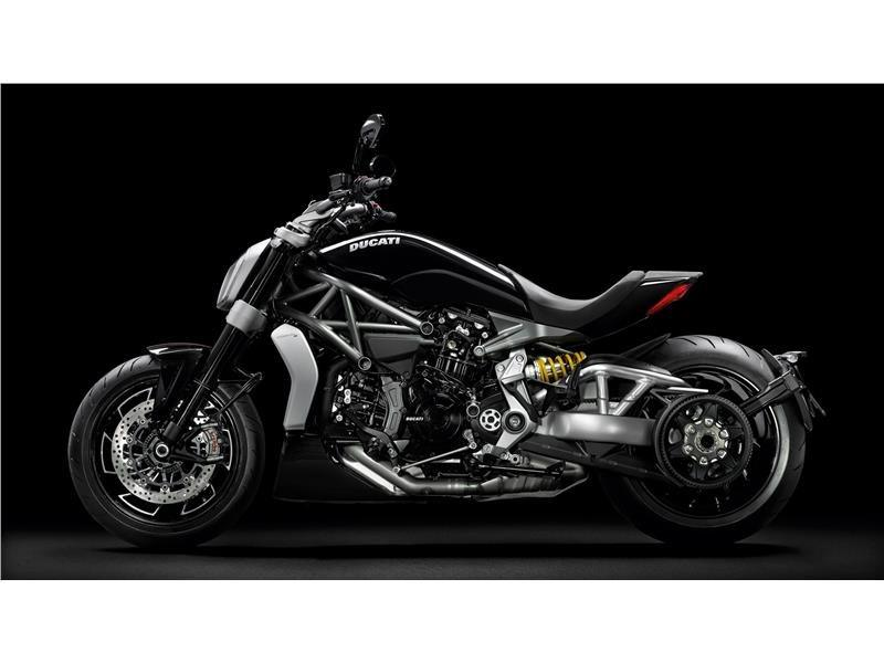 2016 Ducati XDiavel S in Medford, Massachusetts