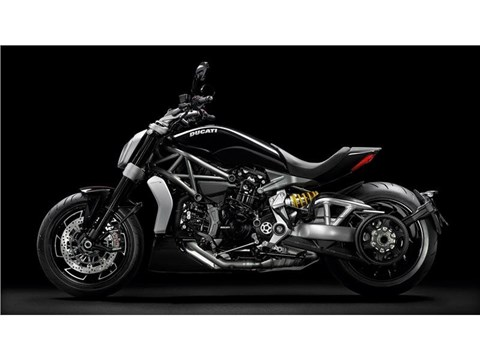 2016 Ducati XDiavel S in Miami, Florida