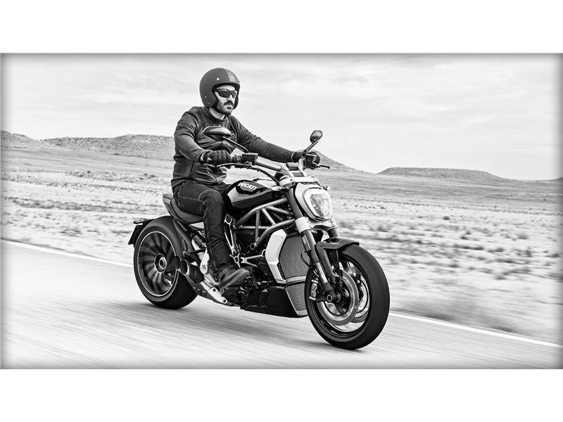 2016 Ducati XDiavel S in Fort Montgomery, New York