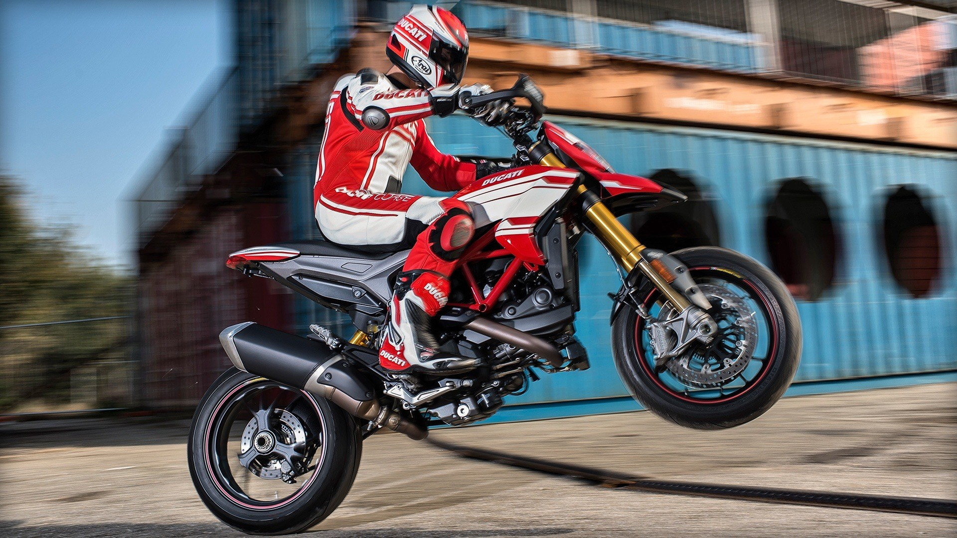 2016 Ducati Hypermotard 939 SP in Brea, California