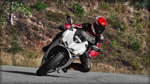 2016 Ducati 959 Panigale in Medford, Massachusetts