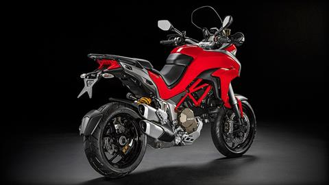 2017 Ducati Multistrada 1200 in Fort Montgomery, New York
