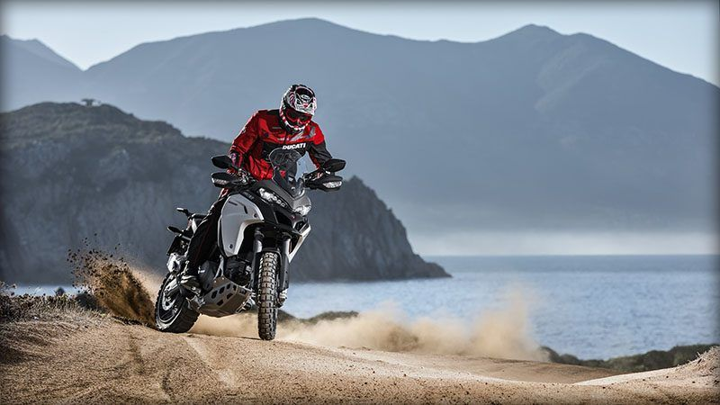 2017 Ducati Multistrada 1200 Enduro in Greenville, South Carolina
