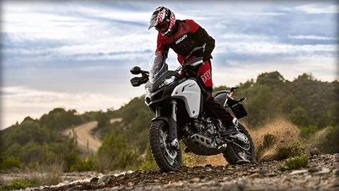 2017 Ducati Multistrada 1200 Enduro in Medford, Massachusetts