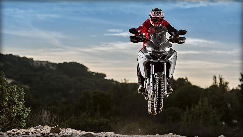 2017 Ducati Multistrada 1200 Enduro in Greenville, South Carolina - Photo 6