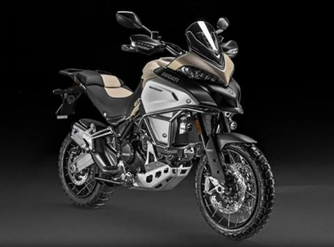 2017 Ducati Multistrada 1200 Enduro Pro in Greenville, South Carolina