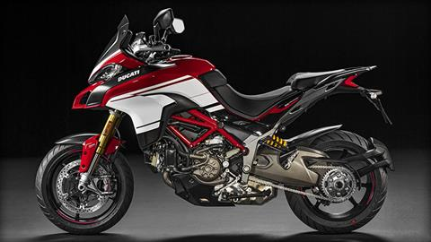 2017 Ducati Multistrada 1200 Pikes Peak in Gaithersburg, Maryland