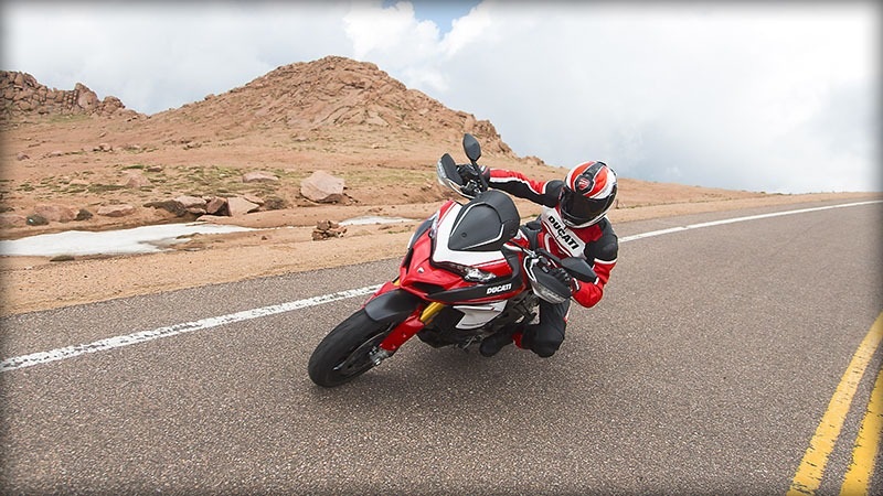 2017 Ducati Multistrada 1200 Pikes Peak in Greenville, South Carolina