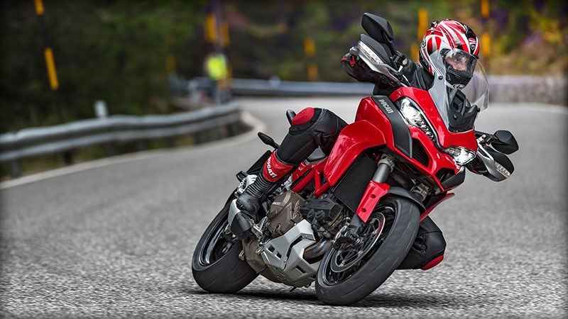 2017 Ducati Multistrada 1200 S in Greenville, South Carolina