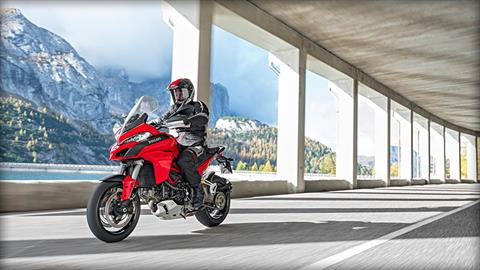 2017 Ducati Multistrada 1200 S in Albuquerque, New Mexico