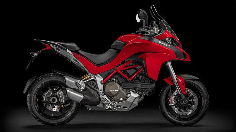 2017 Ducati Multistrada 1200 S in Medford, Massachusetts - Photo 1