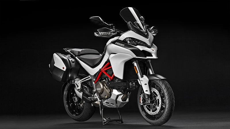 2017 Ducati Multistrada 1200 S Touring in Medford, Massachusetts