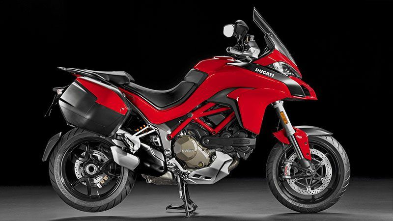 2017 Ducati Multistrada 1200 S Touring in Brea, California