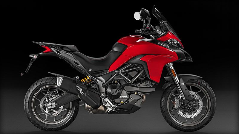 2017 Ducati Multistrada 950 in Medford, Massachusetts