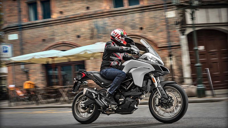 2017 Ducati Multistrada 950 in Northampton, Massachusetts