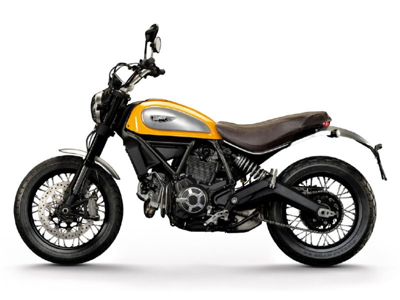 2017 Ducati Scrambler Classic in Orange Park, Florida