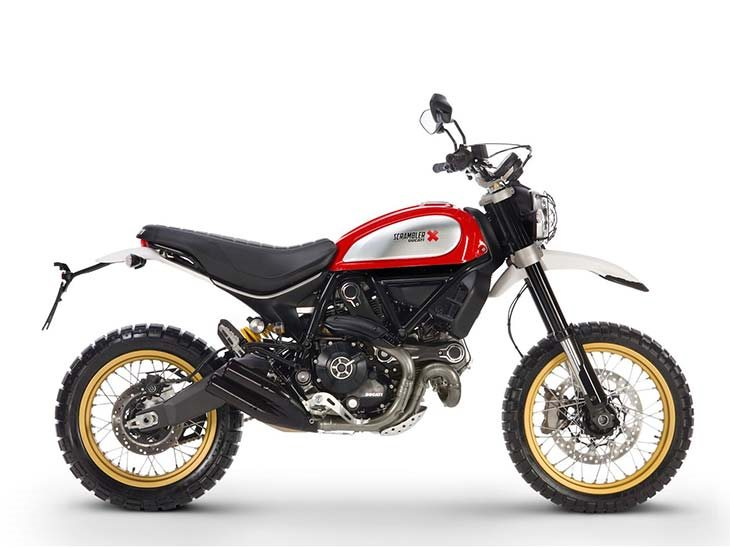 2017 Ducati Scrambler Desert Sled in Columbus, Ohio