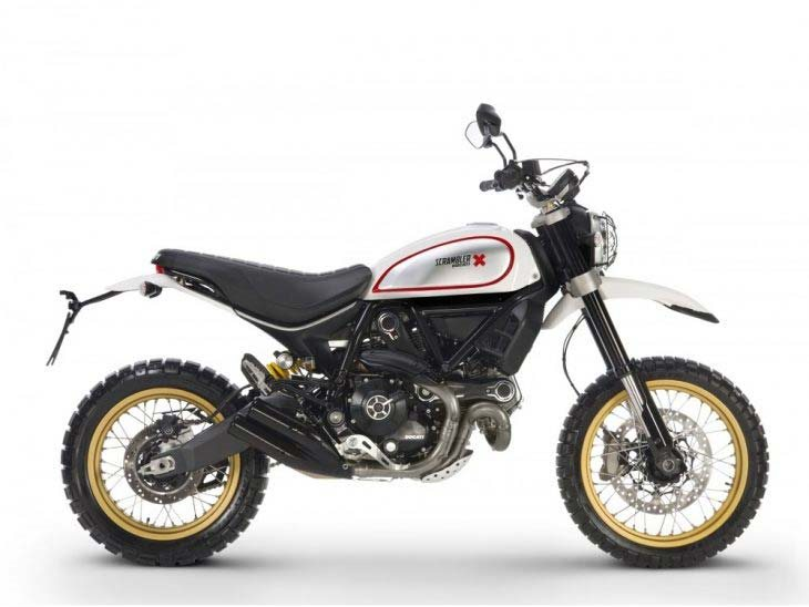 2017 Ducati Scrambler Desert Sled in Oakdale, New York