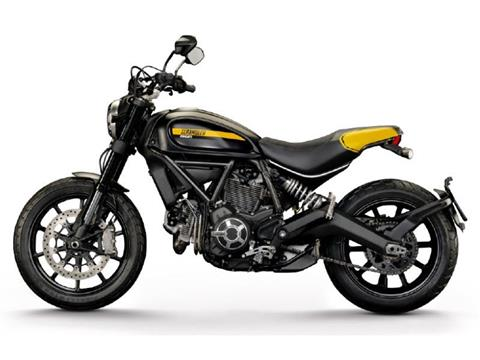 2017 Ducati Scrambler Full Throttle in Northampton, Massachusetts