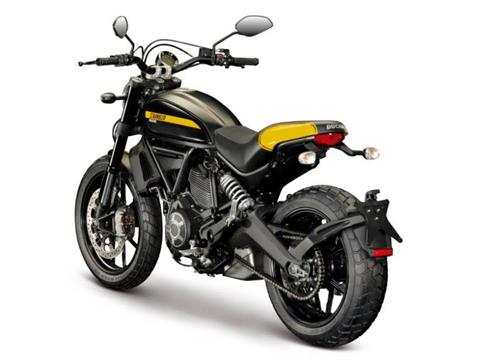 2017 Ducati Scrambler Full Throttle in Greenville, South Carolina