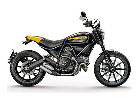 2017 Ducati Scrambler Full Throttle in Columbus, Ohio