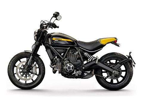 2017 Ducati Scrambler Full Throttle in Medford, Massachusetts
