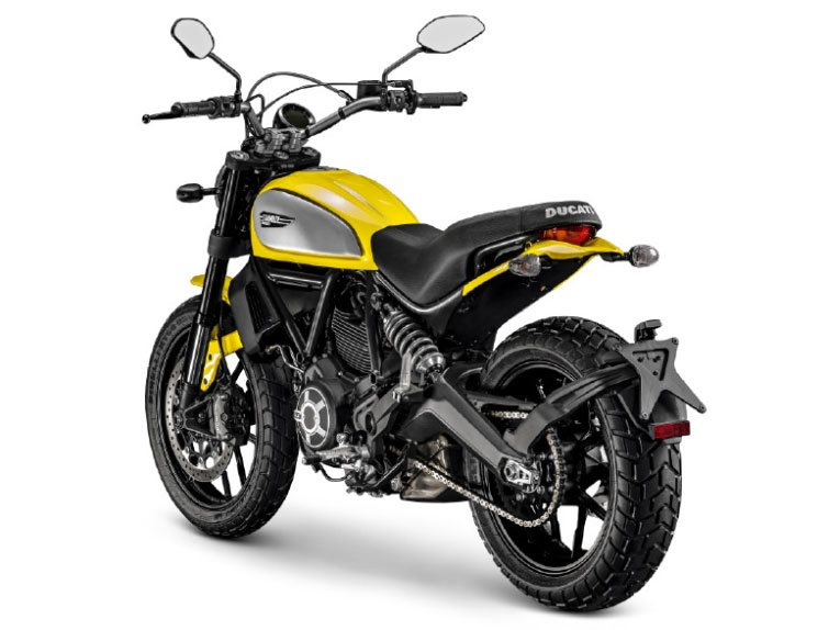 2017 Ducati Scrambler Icon in Columbus, Ohio