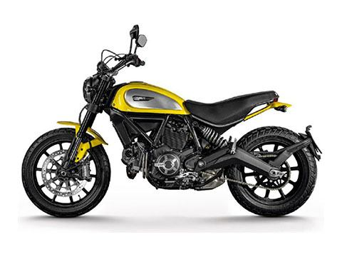 2017 Ducati Scrambler Icon in Medford, Massachusetts