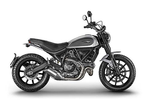 2017 Ducati Scrambler Icon in Sacramento, California