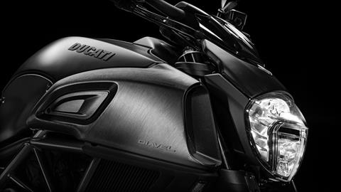 2017 Ducati Diavel in Northampton, Massachusetts