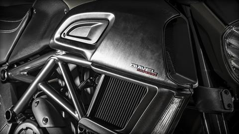 2017 Ducati Diavel Carbon in Oakdale, New York