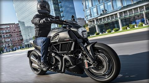 2017 Ducati Diavel Carbon in Greenville, South Carolina