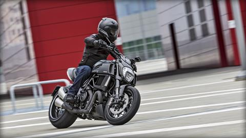 2017 Ducati Diavel Carbon in Medford, Massachusetts