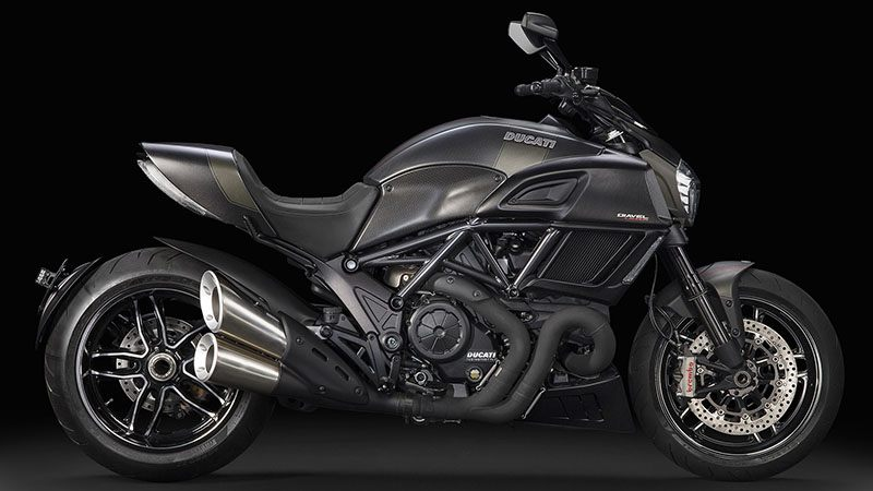 2017 Ducati Diavel Carbon in Albuquerque, New Mexico
