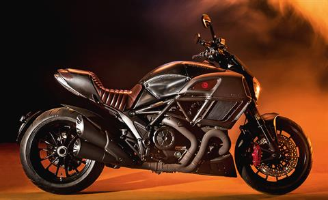 2017 Ducati Diavel Diesel in Fort Montgomery, New York