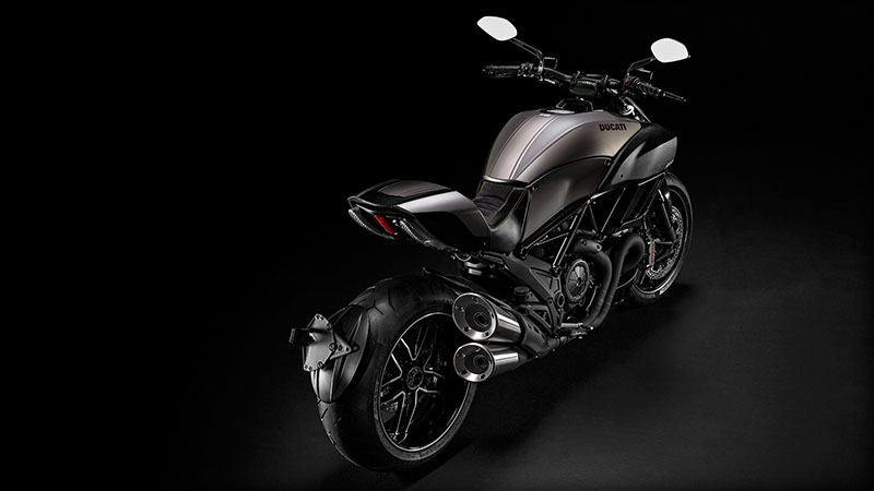 2017 Ducati Diavel Titanium in Medford, Massachusetts