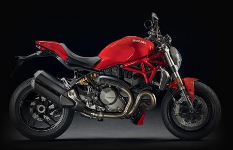 2017 Ducati Monster 1200 in Columbus, Ohio